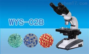 WYS-02B双目生物显微镜