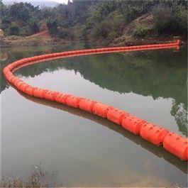FT600*1000浮筒拦截水面污染垃圾塑料水上浮体