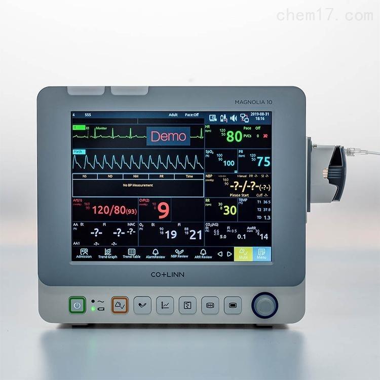全科室插件式监护仪