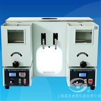 石油产品蒸馏试验器(双管式)