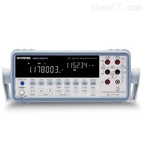 GDM-8261A六位半数字万用表
