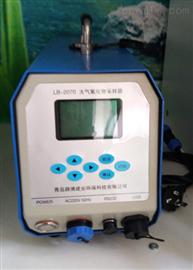LB-2070智能中流量氟化物采样器