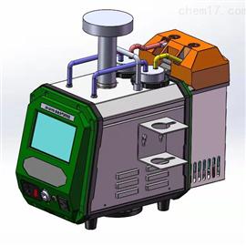 LB-2031A大气双路采用电子流量计