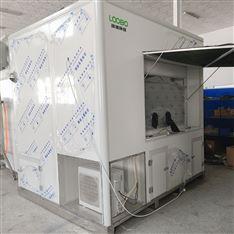 单双人核酸隔离采样箱内置空调采样舒适