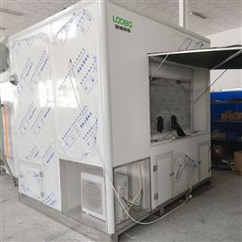 LB-3315单双人核酸隔离采样箱内置空调采样舒适