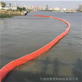 FT300*1000水面垃圾拦截浮筒拦污浮力带