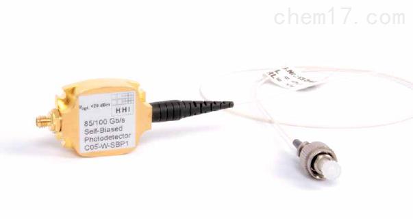 Fraunhofer 100G自偏置高速光电探测器