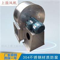4-79-3.5A-0.75Kw4-72C型304不锈钢离心风机防腐耐高温引风机