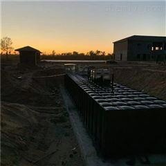 地埋式箱泵一体化无浮泵站价格