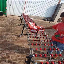 动力滚筒伸缩输送机卸货神器滑梯移动式
