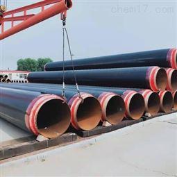 室外采暖聚氨酯熱力地埋式保溫管供貨廠家