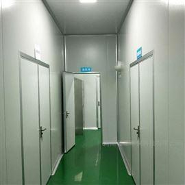 河南净化车间洁净室换气次数与人数控制