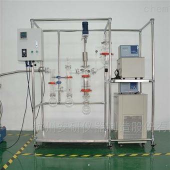 薄膜蒸发器配置冷凝冷却装置