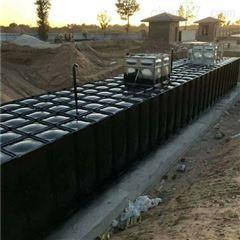 地埋箱泵一体化无浮泵站厂家资质齐全