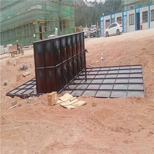 张家口装配式不锈钢箱泵一体化厂家