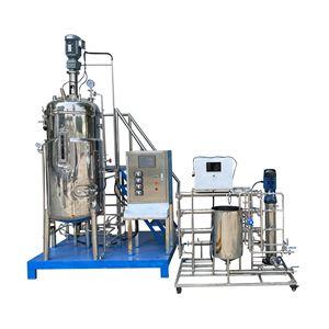JD-SFM-50-500L不锈钢发酵罐50-500L