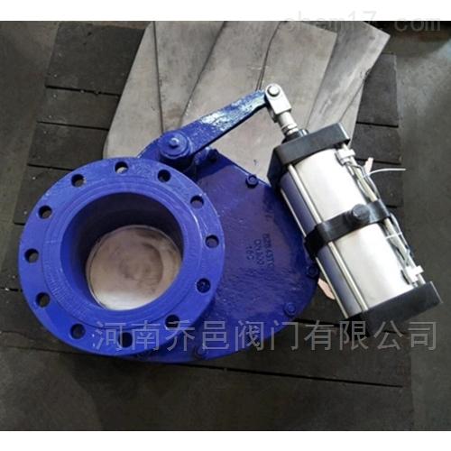 陶瓷气动旋转进料阀 气动陶瓷旋转阀 气动陶瓷旋转摆动阀