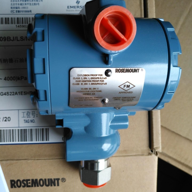 罗斯蒙特 2051无线直连式压力变送器