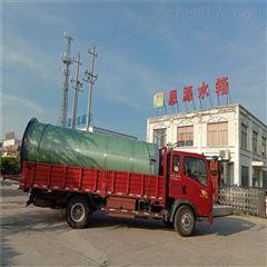 一体化预制泵站适用于各地点情况