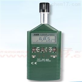 TES-1360A数字式温湿度仪