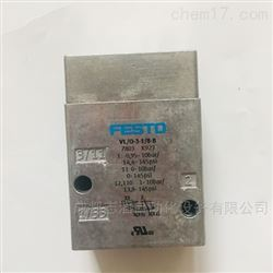VL/O-3-1/8-B费斯托气控阀FESTO