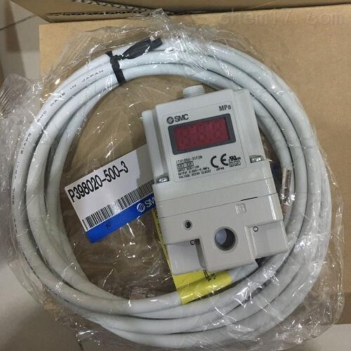 SMC电气比例阀产品特性一览
