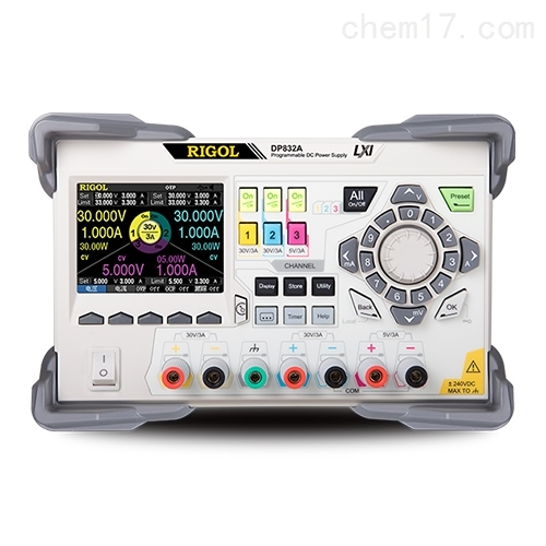 DP800系列可编程线性直流电源