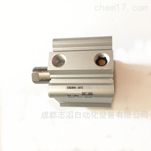 日本SMC薄型气缸