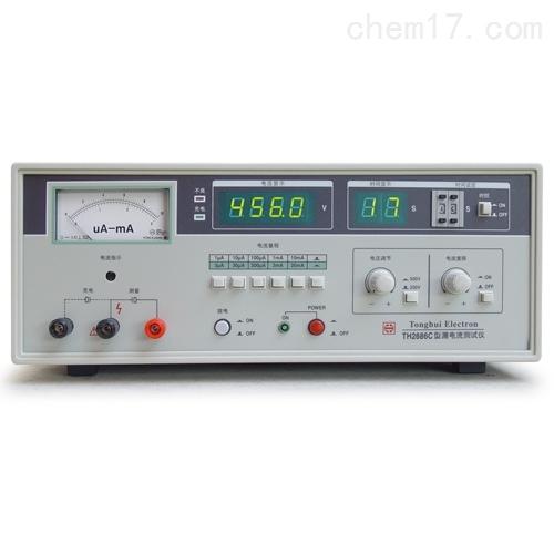 TH2686C电解电容漏电流测试仪