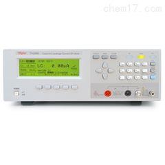 TH2689电容器漏电流/绝缘电阻测试仪