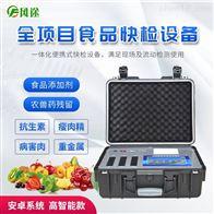 FT--G600全功能食品安全检测仪