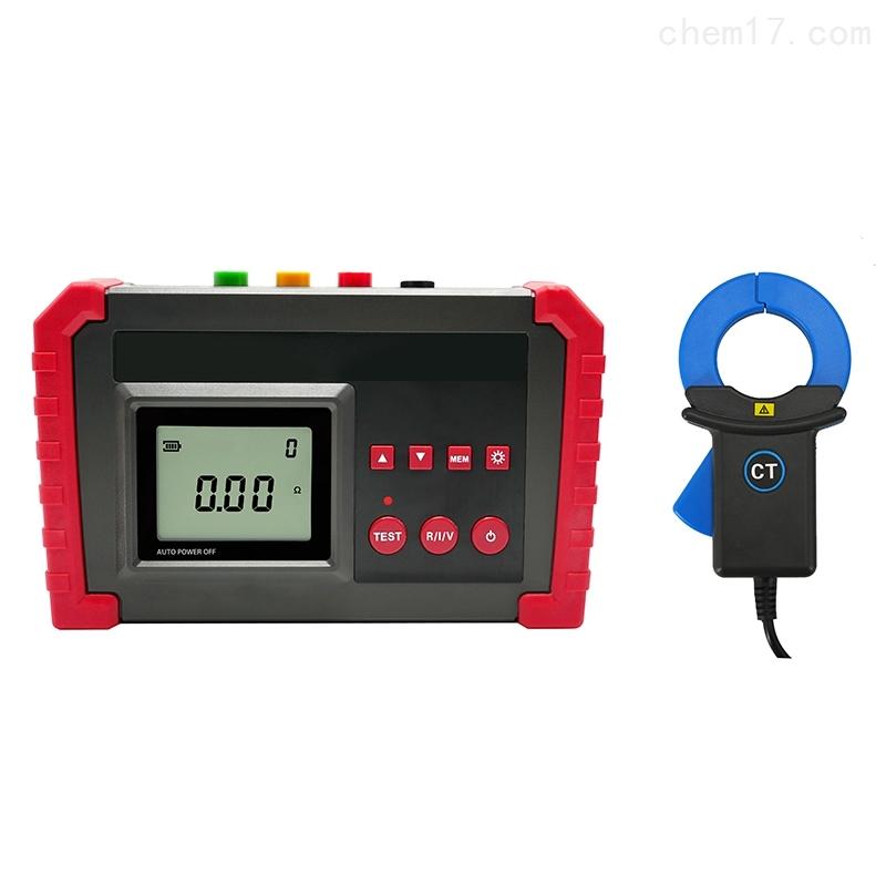 数字式接地电阻测试仪(带电流测量)