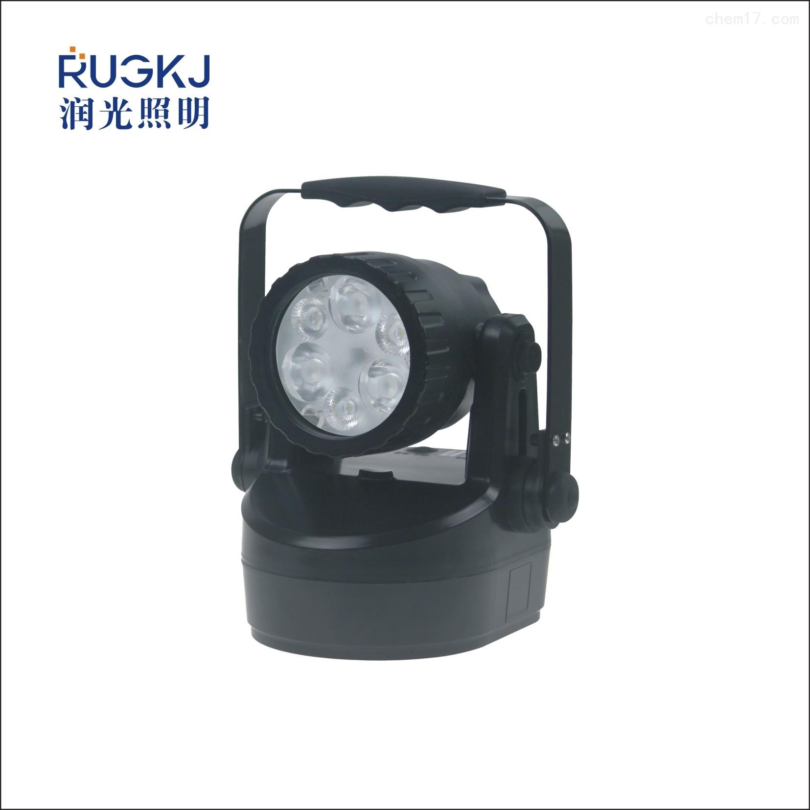 润光照明-JIW5282轻便式多功能防爆工作灯