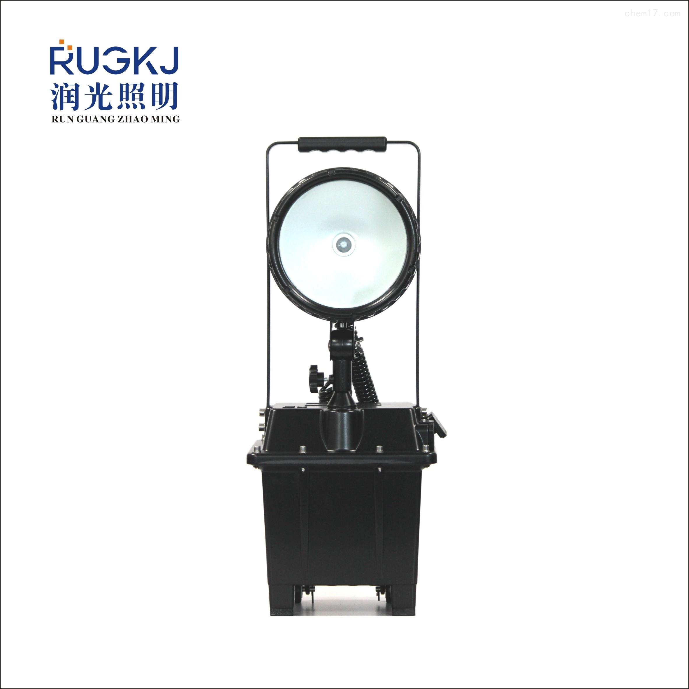 润光照明-FW6101防爆移动工作灯氙气灯