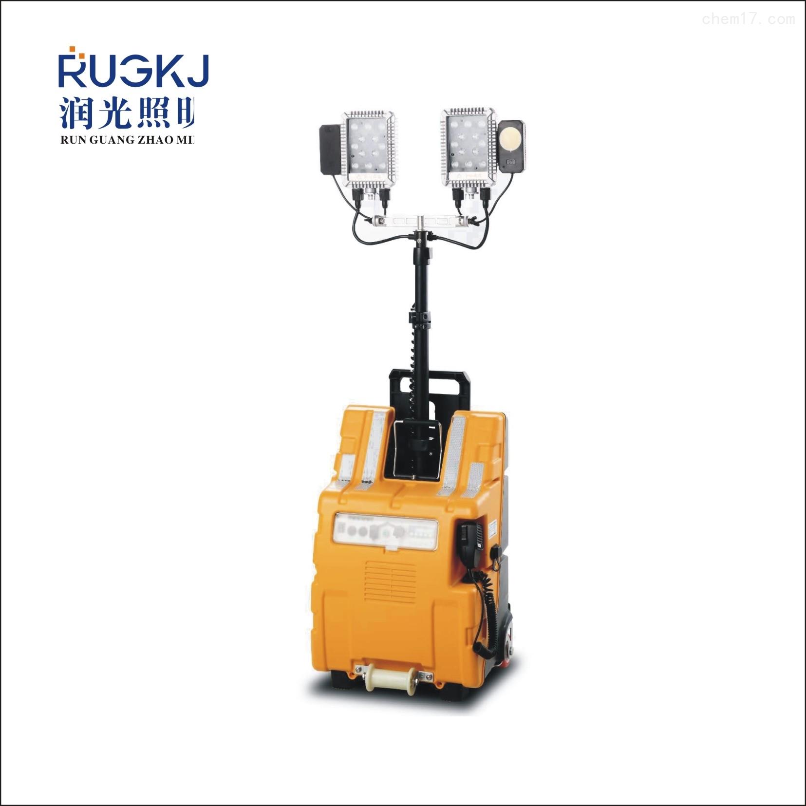 润光照明-FW6128 多功能移动照明系统