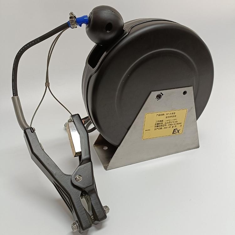 自动收线式接地释放器现货 库号:M308346