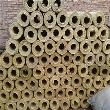 27-1220密度100kg防火岩棉保温管直销厂家价格