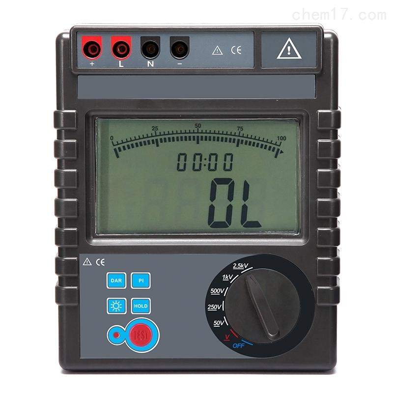 5000V绝缘电阻表