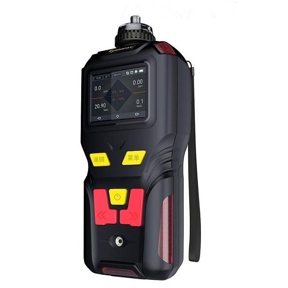 明成MC-400泵吸四合一气体检测仪