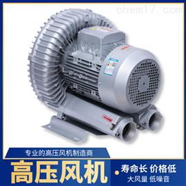 耐高温高压工业风机