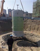 预制泵站安装3
