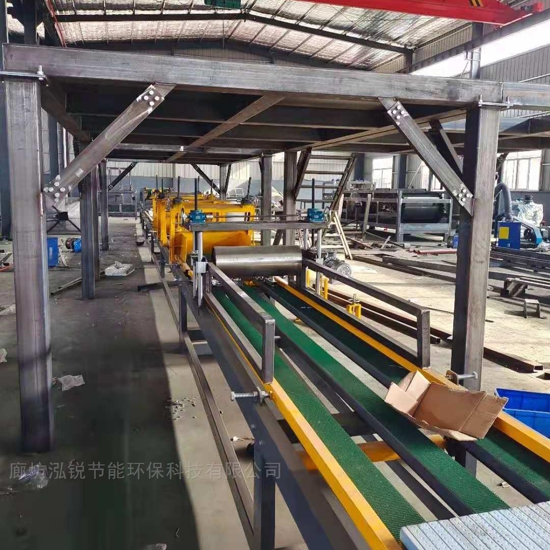 FS免拆模一体化保温板生产线实体厂家
