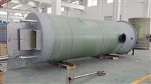 一体化预制泵站生产