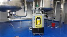 生物安全柜过氧化氢消毒灭菌器