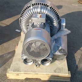 耐酸耐温10kw高压风机