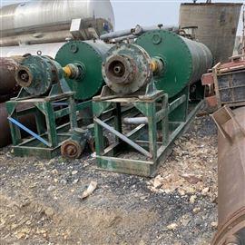 处理二手耙式干燥机回收多种型号
