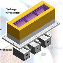 线性ECR宽波束离子源