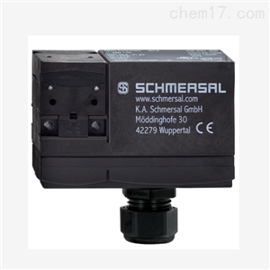 EX-AZM 170-02ZRK 24VAC/DC德国SCHMERSAL电磁安全锁