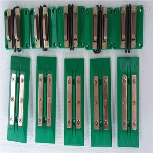 单极60A充电刷 刷板刷块 充电板