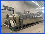BLXG-230-10连续式钝化炉 电热回转窑 气氛回转炉